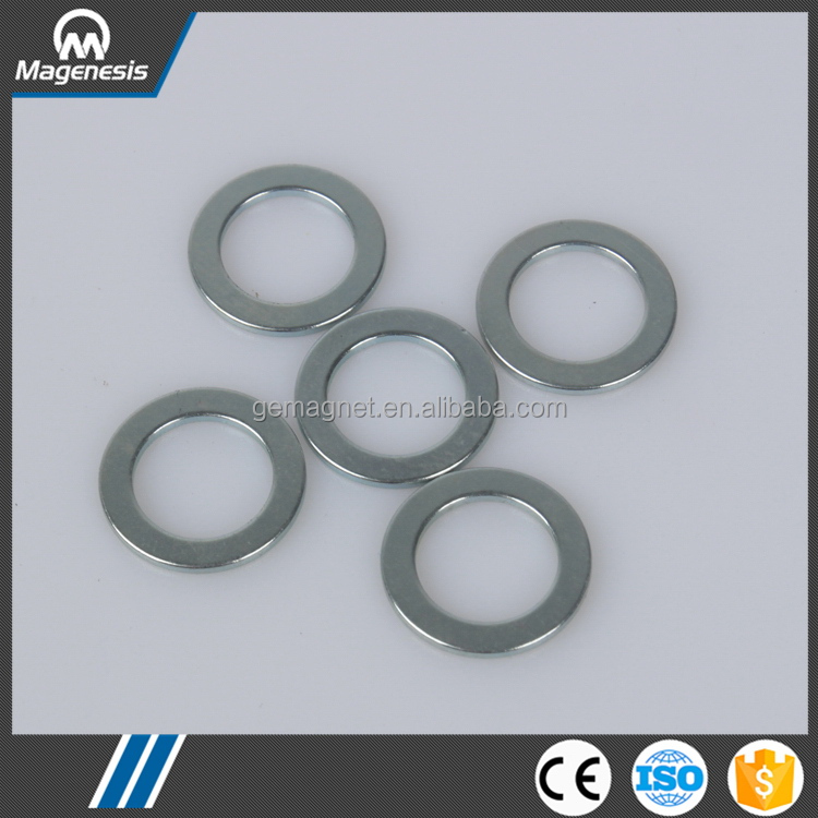 Processing customized high quality tile shaped ferrite magnets