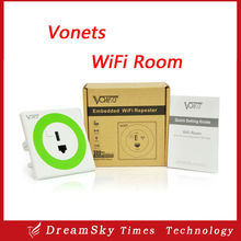 VONETS Wall USB 3G AP wireless WIFI 2.4GHz band WIFI Wall embedded router wall socket with usb port VONETS WiFi Room
