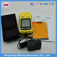 Factory price portable multi gas detector 4 in 1 gas analyzer