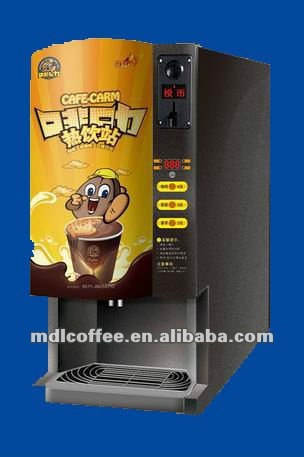 24 Hours Coffee Vending Machine /table top F303 Made in China