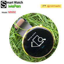hand watch mobile phone price China, best selling smart phone watch with speaker MaPan MW02
