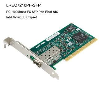 PCI 1000Base-X SFP Port Fiber Optical Network Card NIC