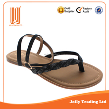 Shoe manufacturer alibaba china high end ladies sandals