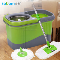 2016 Spin and Go Pro 2 Drives New Cleaning Products Magic Mop Stick