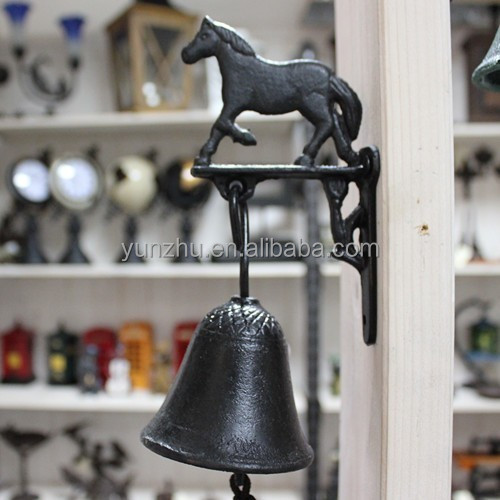 European style antique cast iron Wrought iron door bell