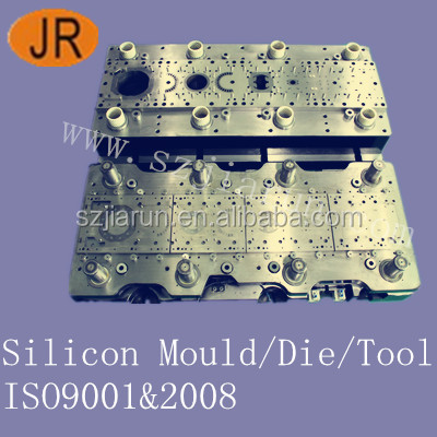 CNC precision machining progressive mould/die/tool about rotor and stator for fan