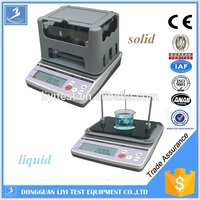 Solid And Liquid Digital Densitometer