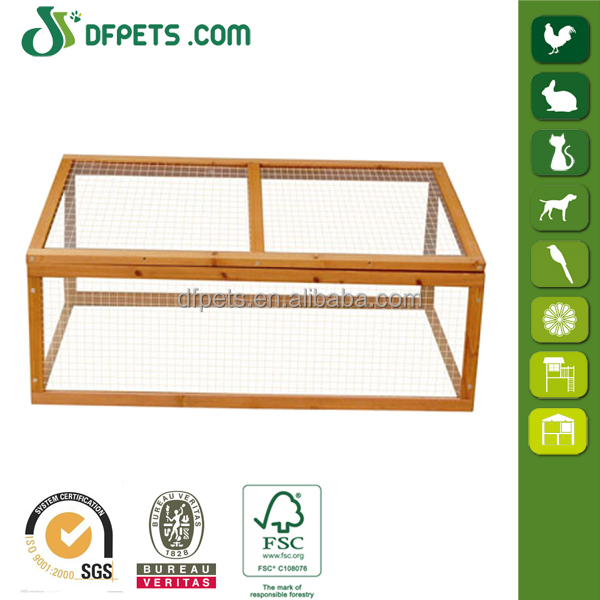 DFPets DFG001 Industrial Used Garden Greenhouses For Sale