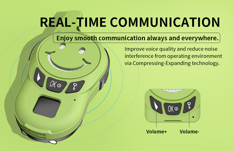 Children Radio Toy Walkie Talkie Kids Radio UHF Two Way Radio Children's Walkie Talkie Pair For Kids ZT07