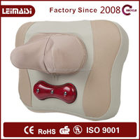 High quality most popular battery operated neck massager pillow