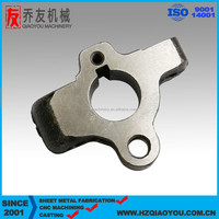 High Precision Stainless Steel Casting/Forging Parts with cnc machining, cnc machining parts