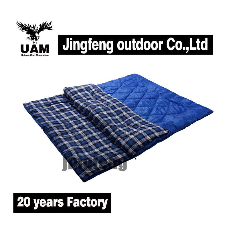 Funny 3 season outdoor envelope sleeping bag