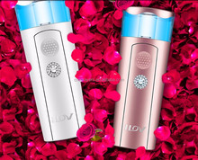 Newest Design Main-Carried, Rechargeable Nano Facial Steamer Sprayer for Skin Care