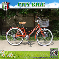 2015 26 size elegant lady city bike
