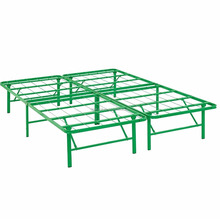 Classic Brands Hercules Heavy-Duty 14-Inch Platform Metal Bed Frame Mattress Foundation, King