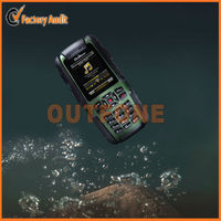GSM quad band waterproof phone IP67 cell phone