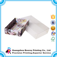 custom decorative acrylic playing card display box