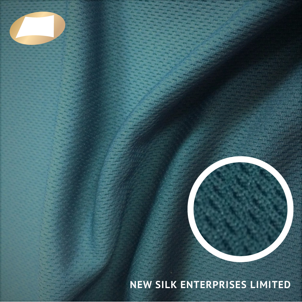 Factory FIR Bamboo Polyester Spandex Bamboo Negative ions Fabric