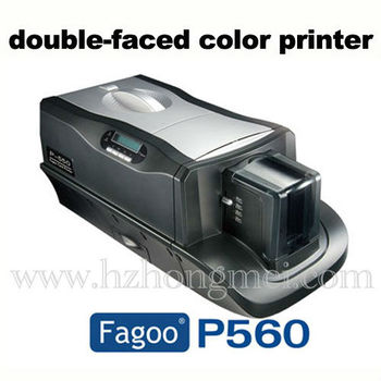 Fargo P560 Double side ID card printer