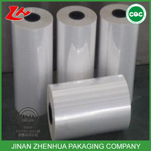 clear pallet wrapping tasteless non-toxic LLDPE stretch polyethylene film