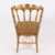 China PC Big Chair/ gold chair/ Gold royal hair with cushion