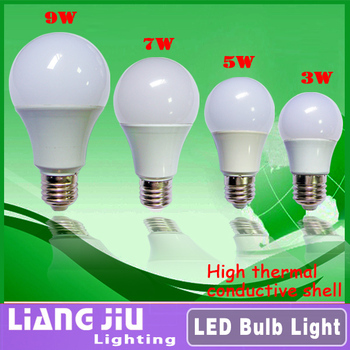 New desgin of a19 led bulb in guangdong province