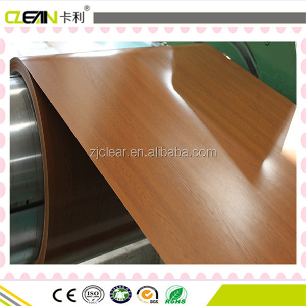 decorative oak grain ppgi coil south america price
