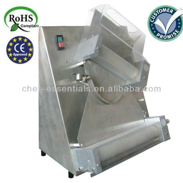 PF-ML-DR-2A PERFORNI S.steel rotary type pizza dough roller equipment for pizza and bread