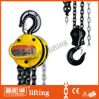 China supplier 5 ton chain pulley block manual block
