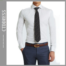high quality casual brand name men cotton dress shirts and pants