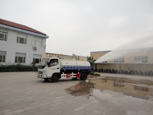 ZJH5080 Road Cleaning Latest Water Tanker/ Sprinkler Truck
