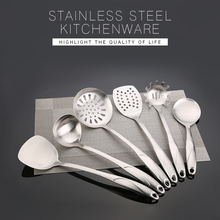 hot selling stainless steel kitchen cooking utensils new design best on sale stainless steel kitchenware utensils