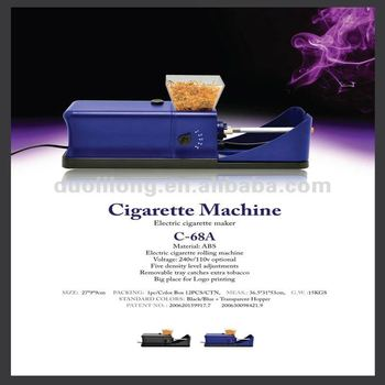home cigarette making machine
