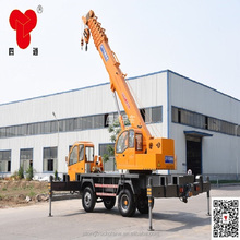 SITONG Easy to use truck crane 16 ton with good price and stable quality