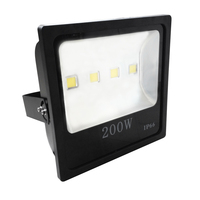 LEDWAY 200watt outdoor COB led flood light IP66