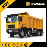 Brand new shacman all wheel drive dump truck 6*6