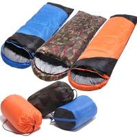 envelope rectangular sleeping bag for winter
