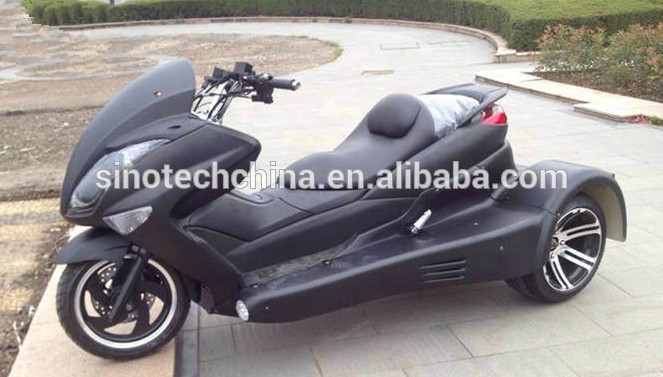 China manufacturer 3 wheel gas motorcycle for sale