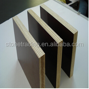 Construction Plywood Price 18mm plywood building wooden template