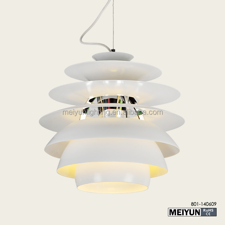 PH snowball pendant light chandelier <strong>lamp</strong> multi-color