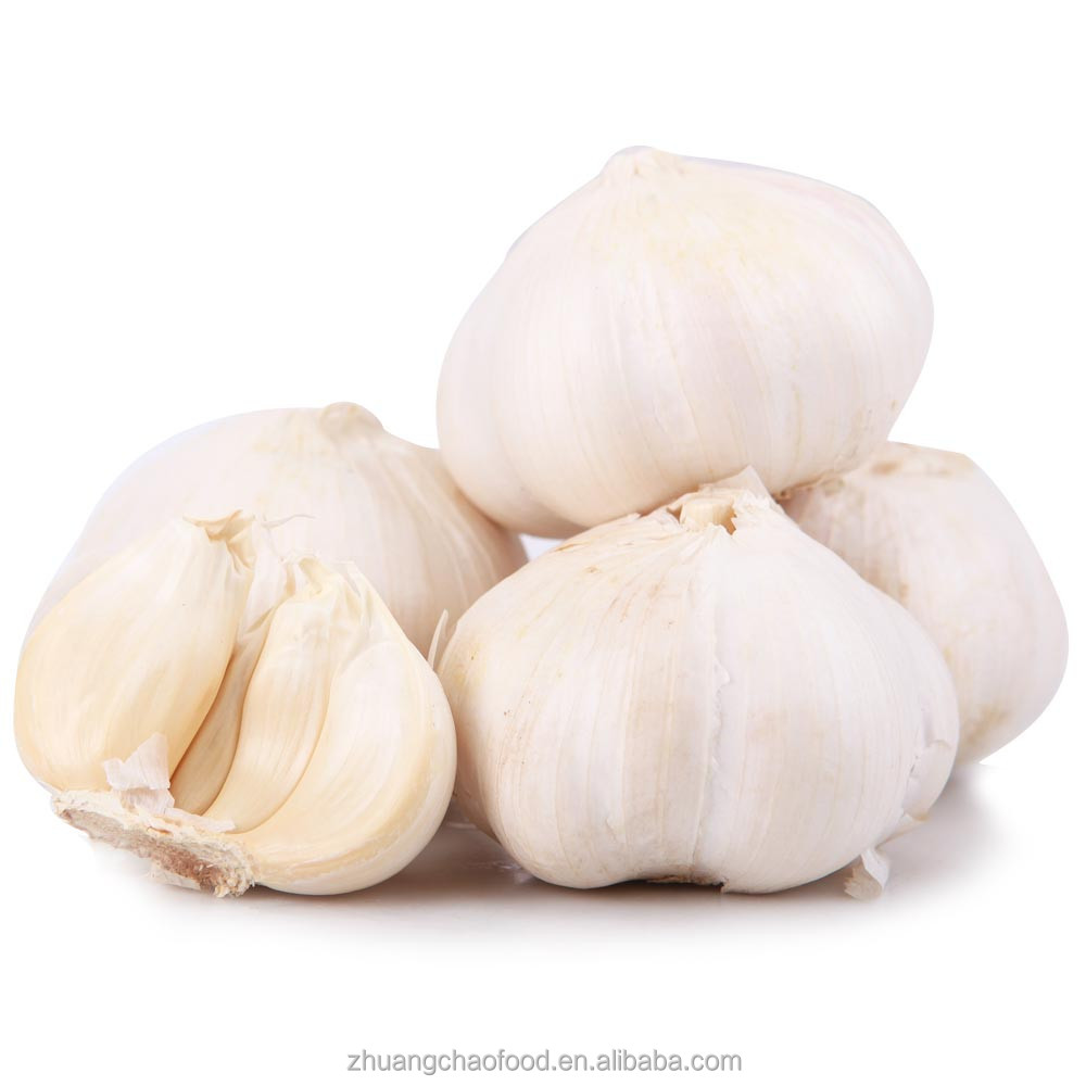 Low price for pure white chinese natural fresh garlic