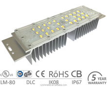 2018 New LED Street Light Module with Lens Waterproof Outdoor PCB SMD 5050