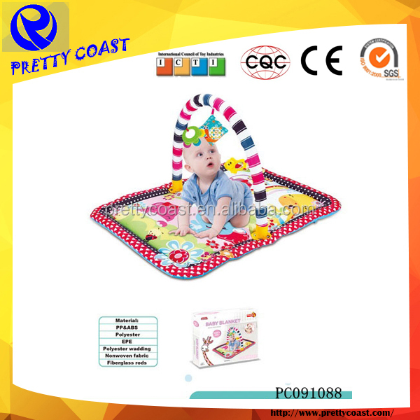 Kids floor mats toys floor carpet funny soft baby play mat