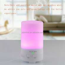 Portable Ultrasound Machine Automatic Aroma Diffuser Home Air Humidifier Purifier oil Fragrance Diffuser Manufacturer