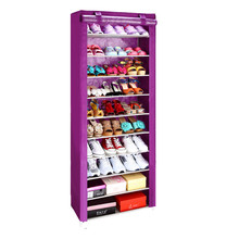 Stackable Shoe Rack tall corner model shoe cabinet