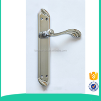 zinc alloy Door Knob Door Handle Brushed Polished Chrome Latch Lock Passage Privacy Entrance