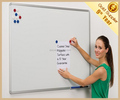 Jiangsu supplier 60x90cm school coated steel dry erase whiteboard magnetic board wholesale