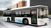 Electric Bus, Vehicle (Clean Energy for Future)