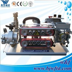 Efficient Fiber Optic Cable Blowing Machine for highway duct systerm
