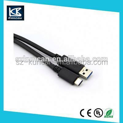 Good Quality USB 3.1 Type C Cable to USB 3.0 A Male Cable Adapter from Shenzhen Kuncan